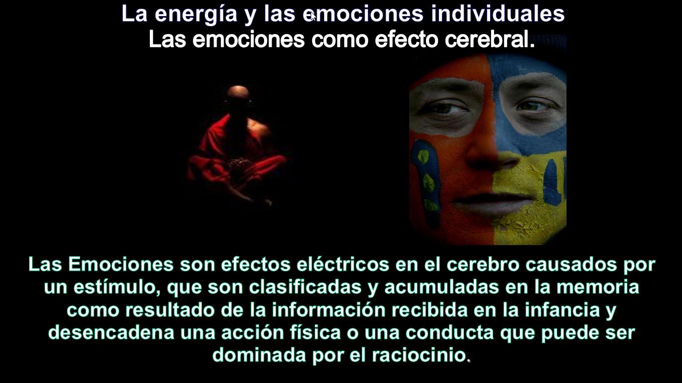 Las Emociones y el cerebro